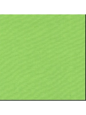PLAIN COTTON - LIME GREEN